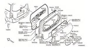 2005 Nissan Pathfinder Parts 2005 Nissan Pathfinder Oem Parts Nissan Usa Estore
