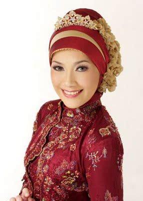 tutorial jilbab pesta kebaya modern tips memilih model kerudung pesta yang modis dan elegan