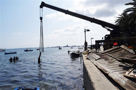 capitaneria di porto sant antioco operazione di pulizia ieri e oggi dei fondali