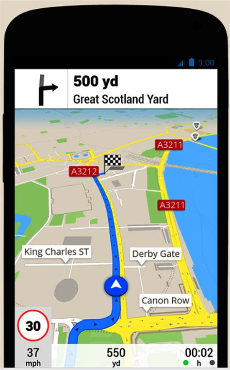 gps navigation maps scout 6 1 tools