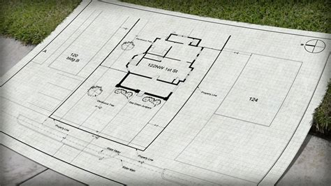 plot plan drawing software autocad tutorials gt drawing a site plan in autocad