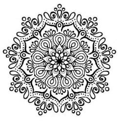 Best 25 Mandala Coloring Pages Ideas On Pinterest