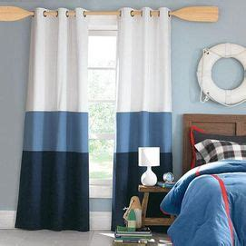 nautical themed bedroom curtains so after all my hunting for robot room stuff i find