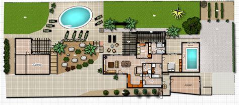 Studio Plans by Plannen Van Villa Duende Salobrena Costa Tropical