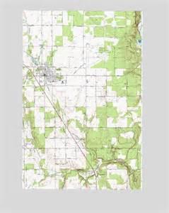 Deer Park Washington Map by Deer Park Wa Topographic Map Topoquest