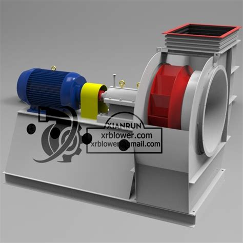 high cfm industrial fans coupling driving blowers with high cfm centrifugal fan