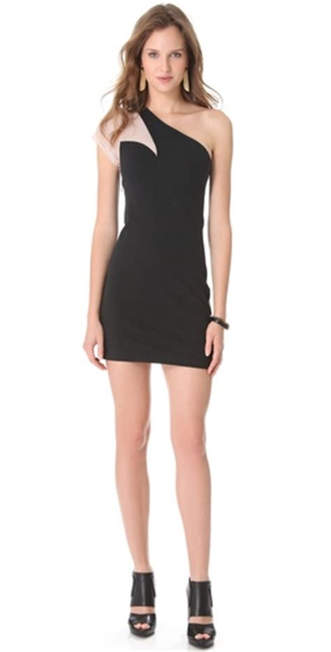 Dress Aikoo sweater dress faux leather le stylo