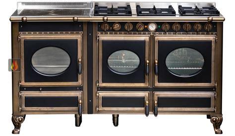 Piano De Cuisson Bois piano de cuisson bois gaz et 233 lectrique 160cm avec 2
