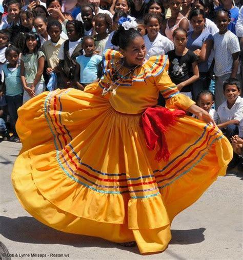traditional honduran clothing honduras traditional dress