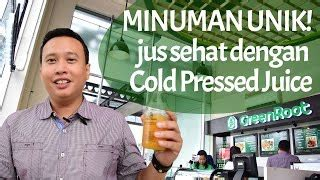 Green Cold Pressed Juice Jus Buah Sayur Herbal cold pressed juice make money from home speed wealthy