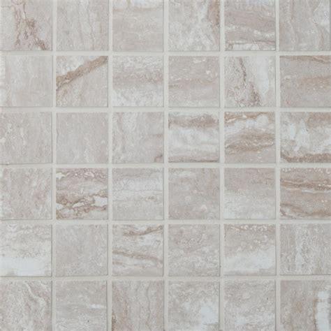 X Ceramic Floor Tile Ms International Carrara 12 In X 24 In Glazed Polished Porcelain Floor And Wall Tile 16 Sq