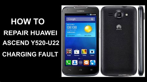 themes for huawei y520 u22 how to repair huawei ascend y520 u22 charging fault youtube