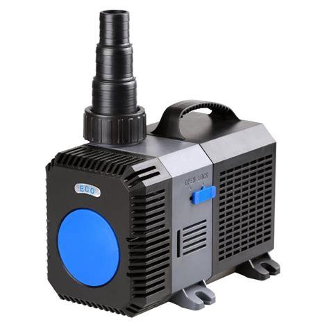 Watt Pompa Aquarium ctp 12000 aquarium teichpumpe 100 watt eco motor 12000 l