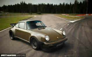 Porsche 930 Turbo Racer A 930 Turbo Redefined Speedhunters