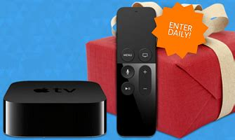 Free Apple Stuff Giveaway - giveaway newsy apple tv