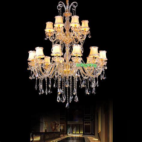 Hotel Chandeliers Chandeliers Modern Luxury Led Chandelier Hotel Lobby Chandelier High Quality Ceiling