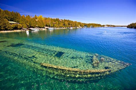 Free Sweepstakes Canada - shipwreck fathom five national marine park ontario canada photo information
