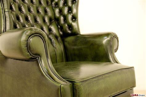 poltrone stile inglese poltrona bergere classica in pelle in stile inglese tipo