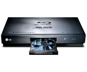 Lu Disco Sensor T1910 3 ipermania musica tecnologia blue vs hd dvd