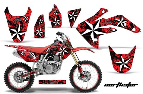 Decal Crf 150 003 honda crf150r graphic kit stickers and decals honda crf150r graphics