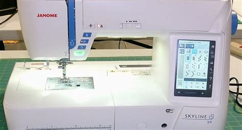 If Sewing Is Hobbywhy Leave It For Late At by Janome Skyline S9 Review Sewing Insight
