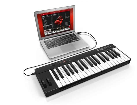 Keyboard Irig ik multimedia irig pro 37 key universal keyboard