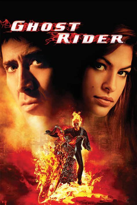 ulasan film ghost rider ghost rider 2007 posters the movie database tmdb