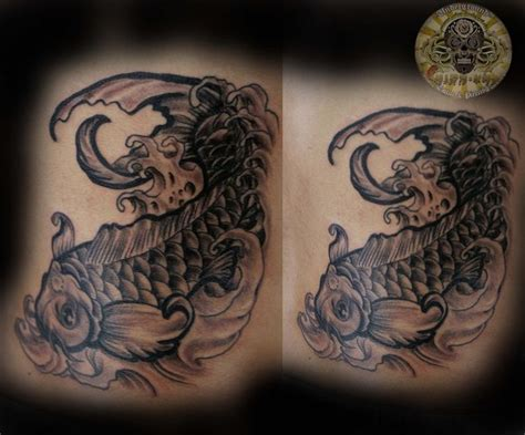new school tattoo reddit koi new school style by 2face tattoo on deviantart