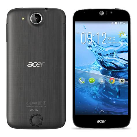 Hp Acer Liquid Jade White acer liquid jade z z220 z550 announced at mwc 2015