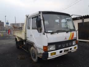 Mitsubishi Fighter Truck Japanese Used Mitsubishi Fuso Fighter Dump Truck 1989