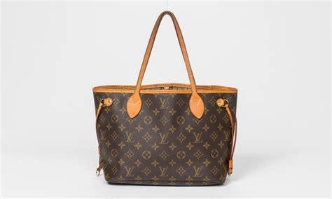 Tas Louis Vuitton Seri 3020 vintage louis vuitton neverfull bag groupon