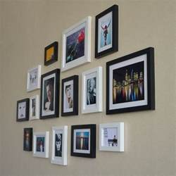 Wall Frames Ideas Photo Frame Wall Ideas Viewing Gallery