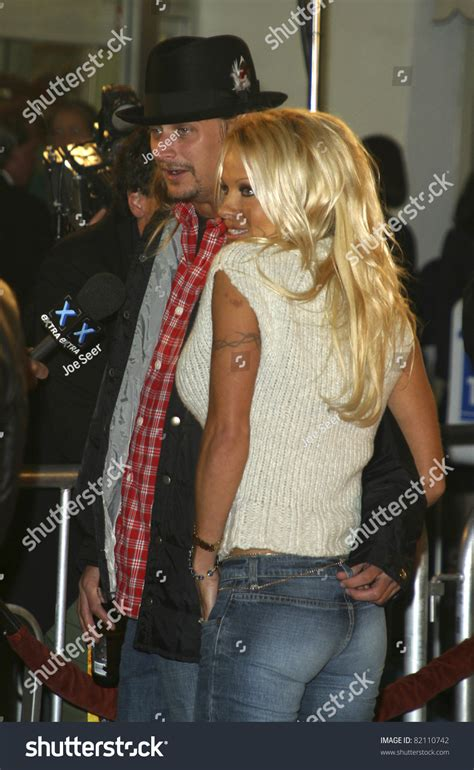 Kid Rock Was Of The Year While Pam Partied by Los Angeles Nov 6 Kid Rock At The