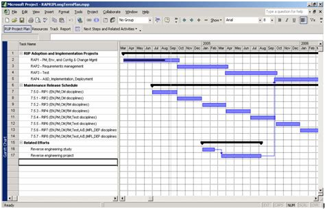 project plan layout excel best photos of project plan format in excel excel