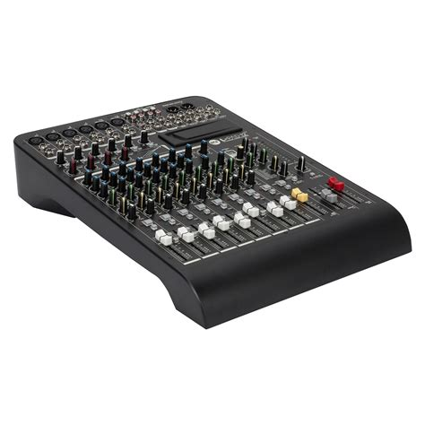 Mixer Audio 1 Jutaan rcf audio lpad12cx 12 channel analog mixer at gear4music