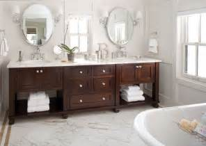 Bathroom Double Vanity Ideas by Traditional Bathroom Bath Vanity