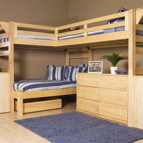 full size loft bed with futon 17 best ideas about full size bunk beds 2017 on pinterest