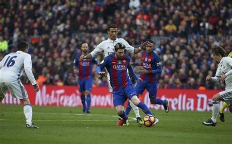 imagenes real madrid barcelona 2017 laliga el real madrid vs barcelona el domingo 23 de