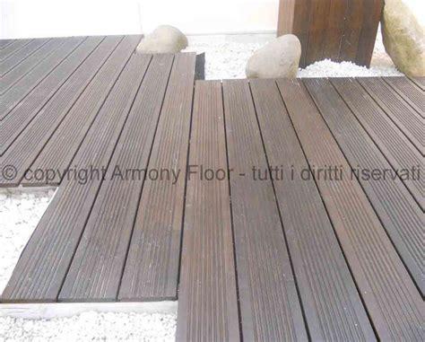 pavimenti in legno da esterno prezzi parquet e pavimenti in legno per esterni costo al mq