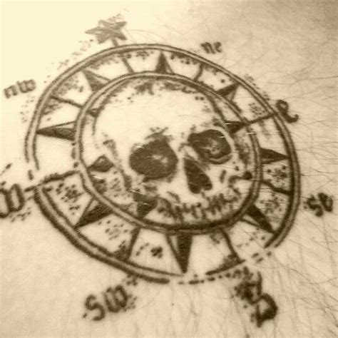 skeleton pirate tattoo designs 13 best images about treasure map tat on