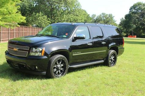 auto air conditioning service 2011 chevrolet suburban 1500 parental controls sell used 2011 chevrolet suburban 1500 ltz 4wd 2nd row buckets fuel wheels warranty in