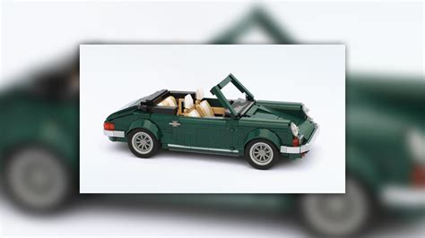 lego porsche see how a mini cooper lego kit spawns a porsche 911 and