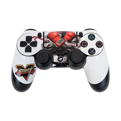 fighter v official ps4 console skin yellowbulldog co uk
