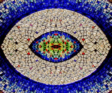 mosaic pattern in eye free stock photos rgbstock free stock images
