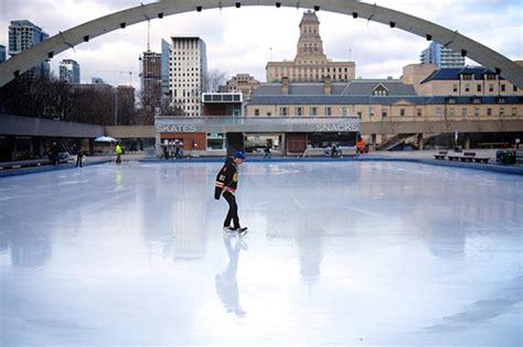 backyard rinks toronto outdoor skating rinks now open in toronto