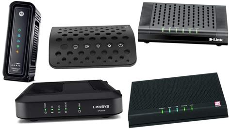 best router modem top 5 best cable modems of 2018 heavy