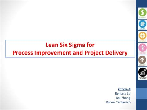 lean six sigma for how improvement experts can help in need and help improve the environment books lean six sigma presentation