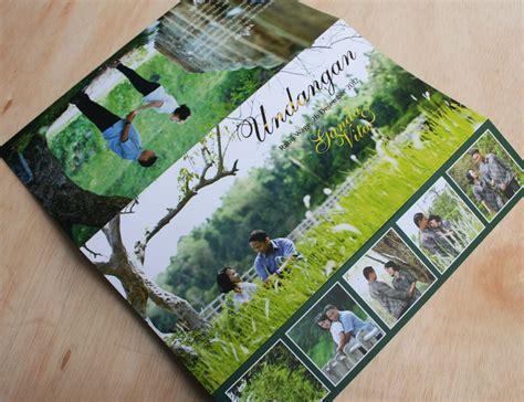desain undangan pernikahan pakai foto detail produk undangan pernikahan full foto 1 undangan