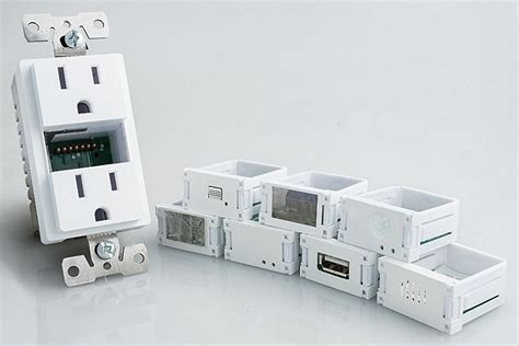 cool wall receptacle swidget smart wall outlet