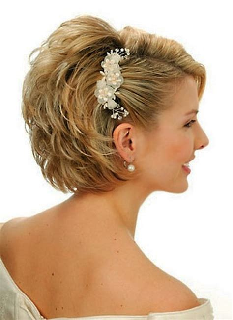 bridal hairstyles for short hair 25 best wedding hairstyles for short hair 2012 2013